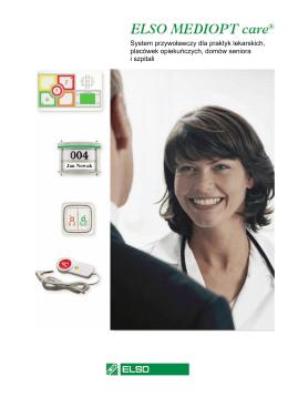 System przywoławczy dla praktyk lekarskich, placówek
