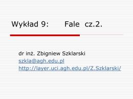 cz.2 - AGH