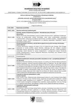 Centrum Informacji i Planowania Kariery Zawodowej w Gdańsku
