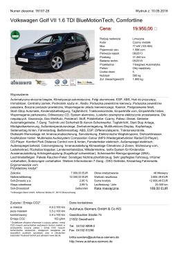 Volkswagen Golf Cabriolet 1,4 l TSI DSG