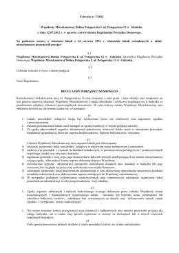 Regulamin Porządku Domowego_DP