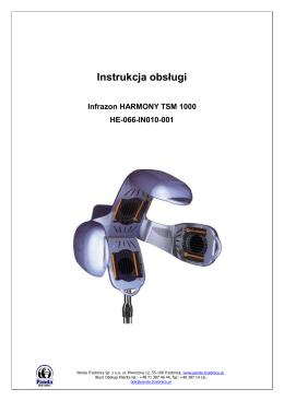 instrukcja TSM1000