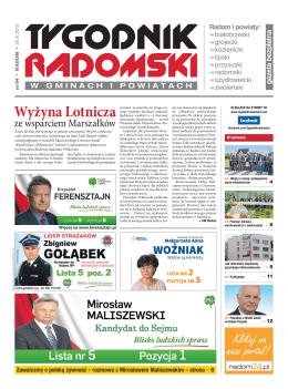 TR 94 - Tygodnik Radomski