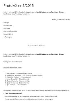 BIP Urzędu Miejskiego w Wolsztynie