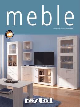 RESTOL Katalog Meble 2016