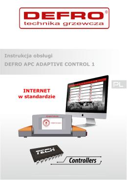instrukcja DEFRO APC ADAPTIVE CONTROL wer1 rozmiar