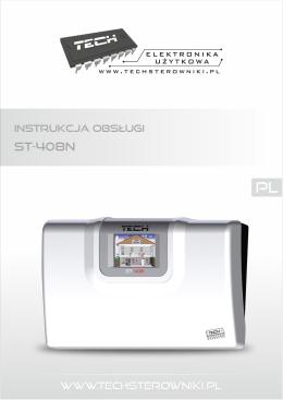 st-408n nowe oprogramowanie