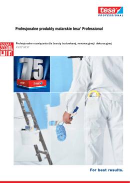 tesa® Professional 10,89 MB PDF