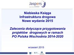 Infrastruktura drogowa PL/EN