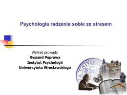 Psychologia radzenia sobie2_v2015