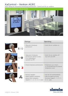 KaControl – Venkon AC/EC