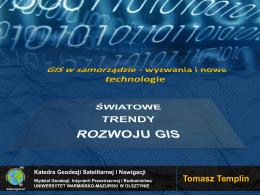 mobilny GIS.