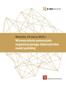Zaproszenie na konferencję - Wrocławskie Centrum Sieciowo