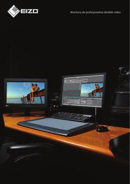 EIZO - monitory do profesjonalnej obróbki video