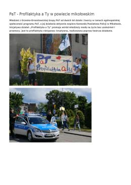 Generuj PDF - Komenda Powiatowa Policji w Mikołowie