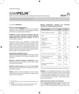 SAMPELIN ®