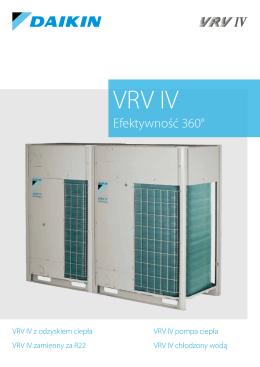 VRV IV - Daikin
