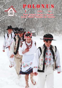 Polonus nr. 1 din 2015 - Uniunea Polonezilor din România