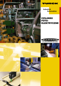 broszura informacyjna - MaaD Systemy Automatyki