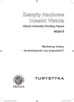 TURYSTYKA - PEMES 2015