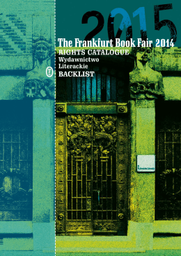 The Frankfurt Book Fair 2014