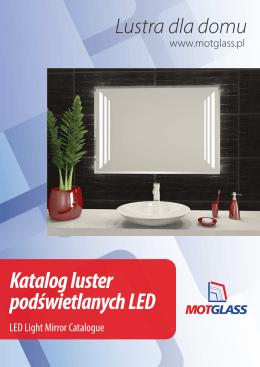 Lustra dla domu Katalog luster podświetlanych LED