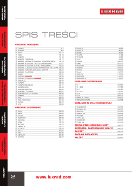 Katalog 2015 - Grzejniki pokojowe ( 7,5 MB)
