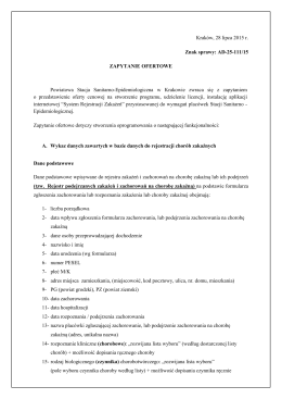 0 - Zapytanie Ofertowe - Program EP