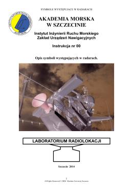 Symbole występujące w radarach