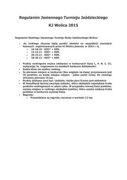 Regulamin do pobrania w wersji pdf
