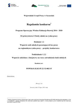 Pobierz plik - Wojewódzki Urząd Pracy w Szczecinie