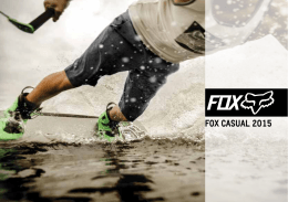 fox casual 2015