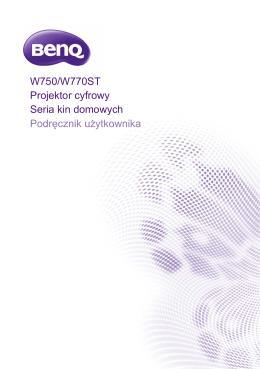 W750 - Projektor.pl