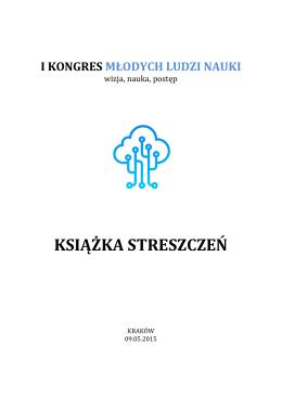 książka streszczeń - Doktoranci.com.pl