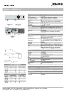 CP-EX301N
