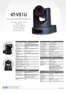 Zobacz KT-V51U