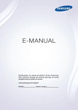 Samsung JU6800 instrukcja obslugi