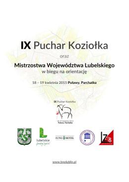 Komunikat organizacyjny - KU AZS UMCS Lublin