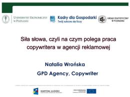 gpd agency
