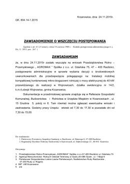 urząd gminy krzanowice - Urząd Miejski Krzanowice
