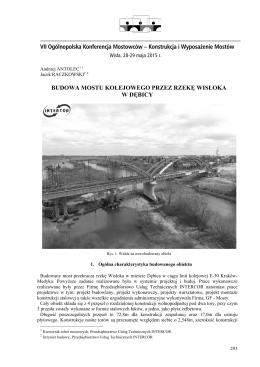 antolec a., raczkowski j. - VII Ogólnopolska Konferencja Mostowców