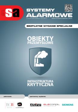 Bezpieczeństwo obiektów przemysłowych i