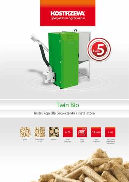4. Budowa kotła Twin Bio