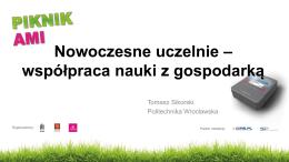 T.Sikorski PWr - Nowoczesne uczelnie