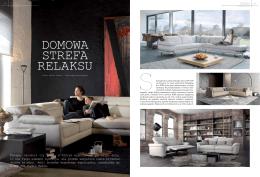 DOMOWA STREFA RELAKSU - ART TOP piękne meble