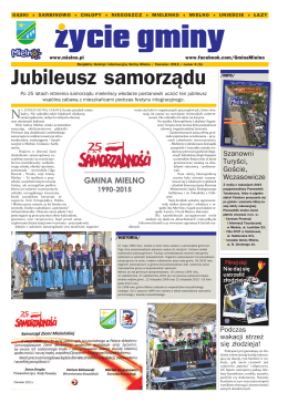 Czerwiec 2015 - Gmina Mielno
