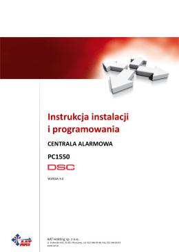 Instrukcja instalacji i programowania