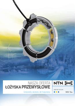 łożyska przemysłowe - NTN