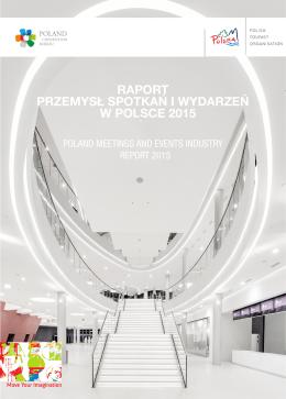 raport przemysł spotkań i wydarzeń w polsce 2015