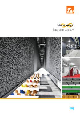 HERADESIGN Katalog produktów